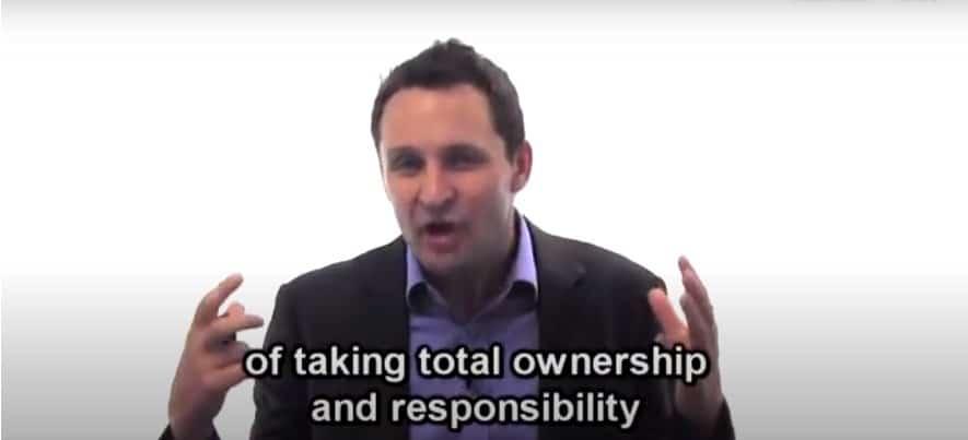 Take Ownership & Responsibility